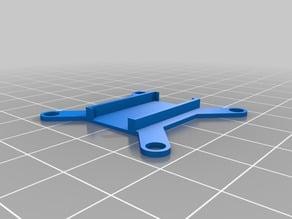 FrSky Xm+ mount, for Moka Simplex Pro