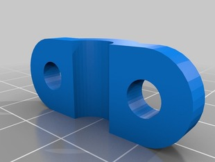 Clasps for Parametric Y Mount