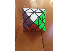 Corner Turning Octahedron Twisty Puzzle (CTO)