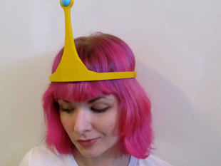 Princess Bubblegum Crown