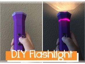 DIY Homemade Flashlight