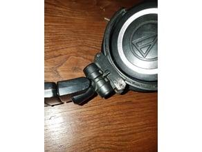 ath m50 hinge repair