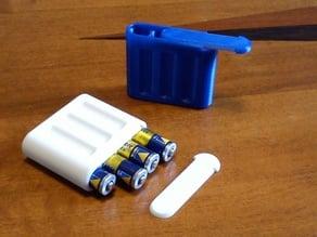 Boitier piles / Batteries