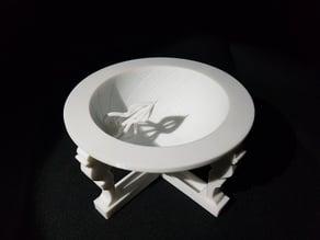 앙부일구(仰釜日晷, angbuilgu) - Korean traditional sundial