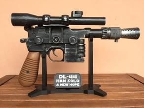 DL-44 Blaster support