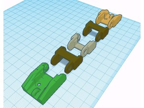 Easy Print Drag chain.