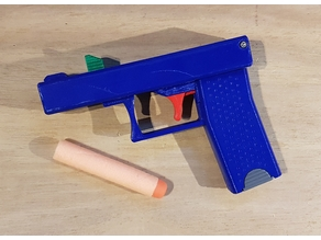 Kid sized nerf gun