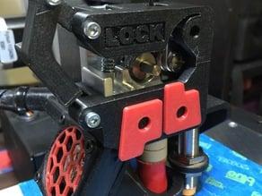 Locking Extruder Handle Re-Remix