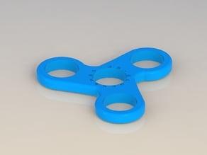 BG.3D Mk.II Hand Spinner / EDC Spinner / Fidget Toy