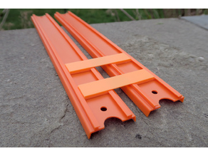 Hot Wheels Track Spacers