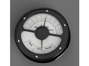 Round Vintage gauges