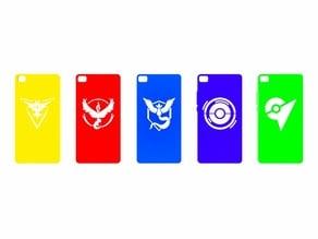 Huawei P8 Pokemon Go Case