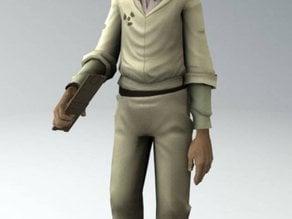Doc Emett Brown Back to the future