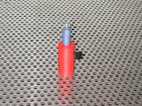 Post holder 2 inch and 1/2 inch dia. post