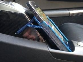 iPhone 5 Tesla Roadster holder