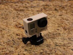 GoPro Hero3 Frame Mount