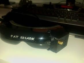 Fatshark RCV922 RX cover