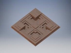 Storer House tile