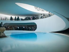The Danish Pavilion for Expo 2010 by BIG