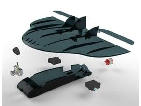 Peregrine Micro UAV Sample