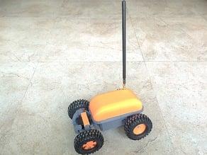 Flutter Scout RC Car (printer-friendly version)
