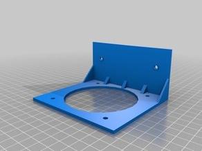 80 mm fan bracket for MKS Gen2Z mainboard