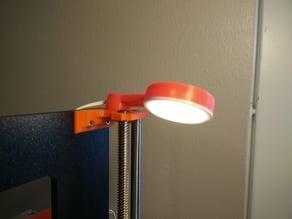 Ikea LED holder set for Original Prusa i3 mk2/mk3
