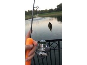 Dock Fishing Rod Handle