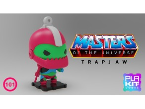 TRAP JAW (Masters Of The Universe)