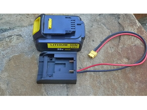 Dewalt Battery connector