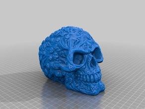 Soul Skull Pencil Holder