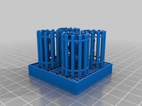 Modular Aquaponics Farm (model)