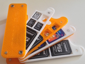 SD/microSD holder customizable