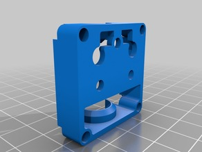 E3D Cyclops & Chimera Ultimaker 2 Mounting