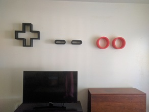 NES Controller Shelf