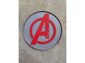 Avengers Coaster