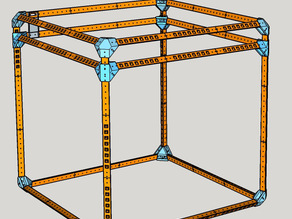 Post-Tensioned, Prestressed 30mm Triangular Beam Construction System.
