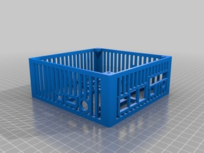 Housing for Raspberry Pi bundled with Reprap RAMPS