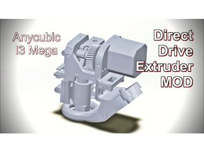 Anycubic I3 Mega Direct Drive Extruder