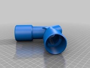 Pool Vacuum Hose Tee (Y) Splitter