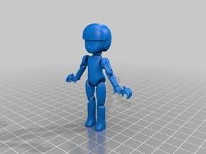 Minimü DIY Anime Doll