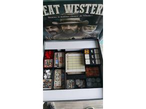 Great Western insert box