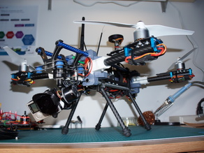 SkyTrak - The Modular DIY UAV