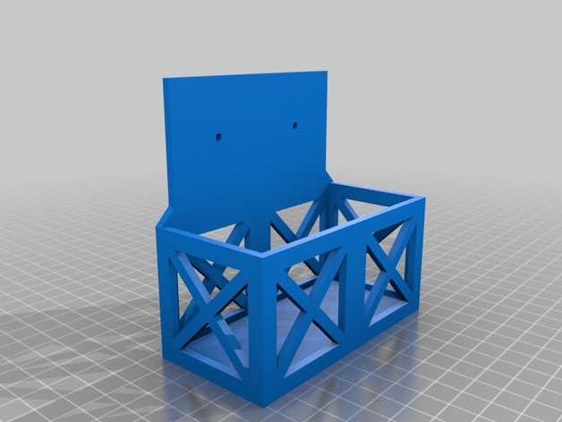 Brochure Holder by Miaviator - Thingiverse