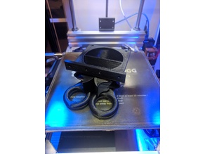 Dual Extrusion Cooling Duct With 80mm Fan