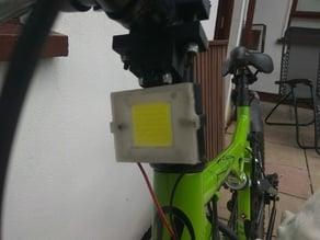 30W LED Bike Light Holder and Assembly