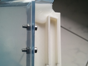 Electrolux fridge bottle shelf guides replacement