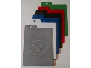 MTG card divider (colorless)