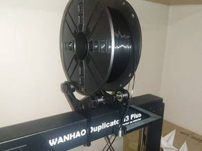 Spool Holder for Wanhao - Duplicator i3 Hex Design - Toolless Mounting - Fast spool replacement
