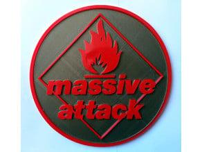 Massive Attack Logo